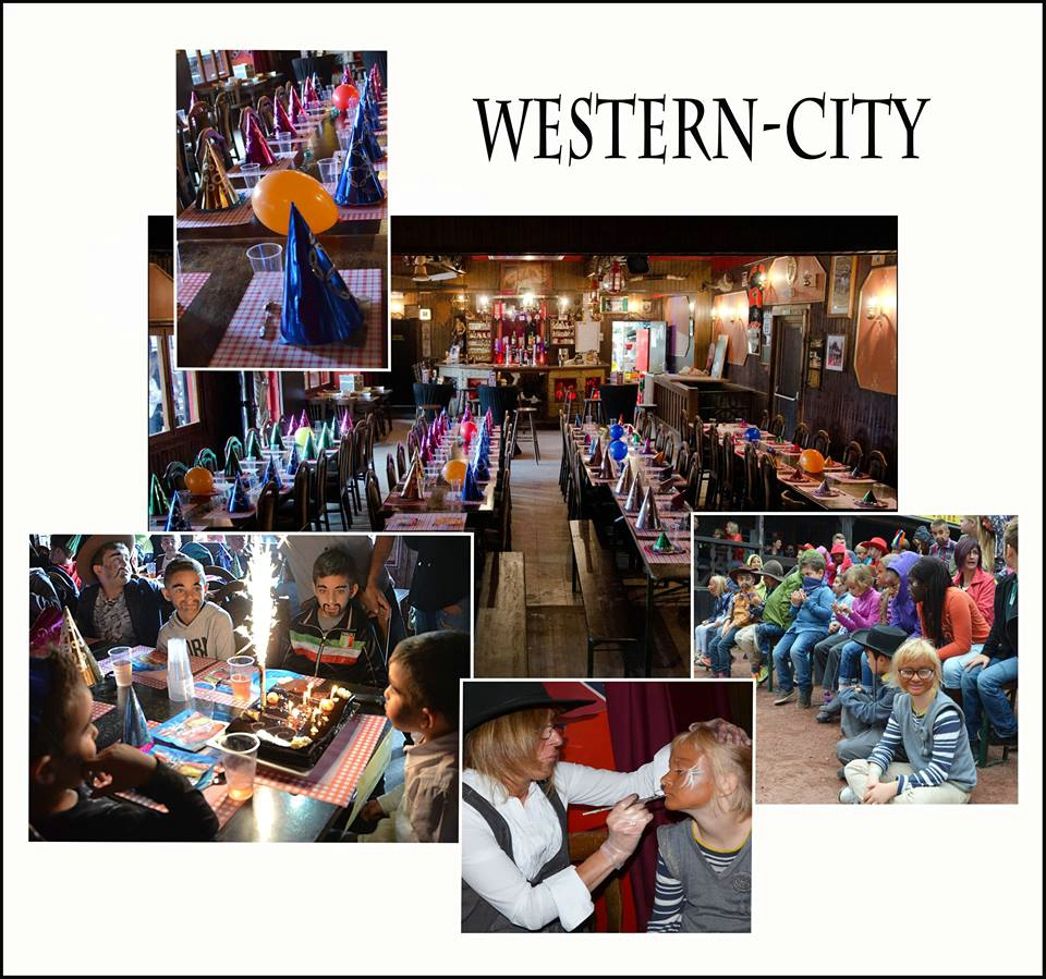WESTERN-CITY RANCH